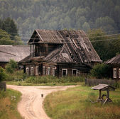 Maison en bois — Photo