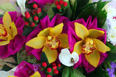 цветов в букете — Стоковое фото