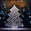 Christmas Tree Paper — Stock Photo #41199801