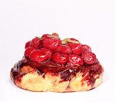 Raspberry Cake — Стоковое фото