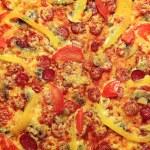 Pizza — Stock Photo #41200657