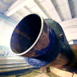 Stock Photo: Sewer pipe