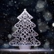 Christmas Tree Paper — Stock Photo #41201235