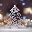 Christmas Tree Paper — Stock Photo #41201303