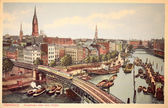 View of Hamburg — Stock Photo