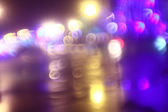 散景城市的灯光 — 图库照片
