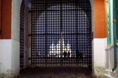Porta de entrada para a Catedral de São Basílio — Fotografia Stock