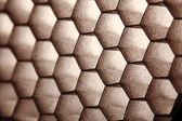 Abstract texture honeycomb — Stock Photo