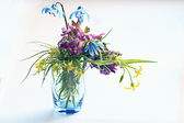 Small spring bouquet — Stockfoto