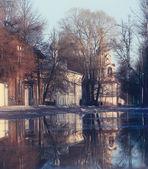 Chiesa ortodossa — Foto Stock