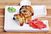азиатская суши — Стоковое фото