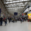 Waterloo Station, London — Stock Photo