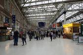 Waterloo Station, London — Stock Photo