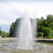 Fountain in park — Stock Photo #26164979