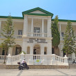 Administrative centre in Limassol,Cyprus — Stockfoto