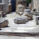 Historic Limassol Lemessos Castle — Stock Photo #29994131