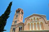 Panagia Katholiki Cathedral Church — Stock Photo