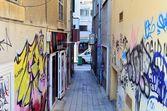 Nikosia old town. Cyprus — Foto de Stock