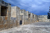 Kolossi Castle,strategic important fort of Medieval Cyprus — Stock Photo