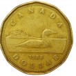 Canada dollar — Stock Photo
