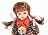 Doll — Stock Photo