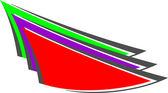 Logo — ストックベクタ