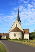 Church steeple — Stockfoto