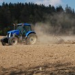 Stock Photo: Ploughing