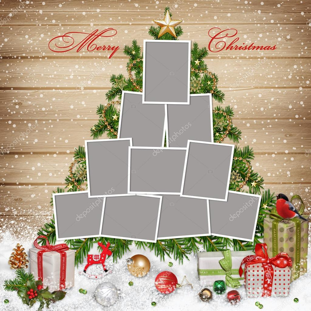 Christmas Tree Shop Picture Frames: Frames For Family, Christmas Decorations And Gifts On