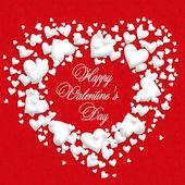 Happy valentinstag. — Stockfoto