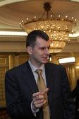 Mikhail Prokhorov — Stock Photo
