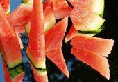 Meloa — Fotografia Stock