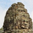 Royalty-Free Stock Photo: Giant face at Bayon Temple, Angkor Wat, Cambodia