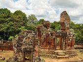 Siem Reap, Cambodia.East Mebon — Stock Photo