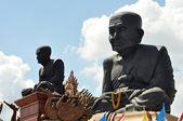 ルアン普覚大学卒仏、寺院ワット懐 mongkhon ホアヒン、タイ — ストック写真