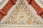 Part of old palace in Petchaburi province, Thailand — Stock Photo