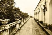 Koh wung palace at petchaburi province,Thailand — Stock Photo