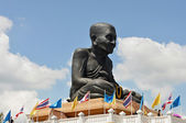 Luang Phor Tuad Buddha , temple Wat Huai Mongkhon Hua Hin , Thai — Foto de Stock