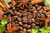 Coffee beans — Foto de Stock