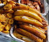 Plantains — Stock Photo