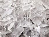 Buz portre — Stok fotoğraf