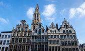Antwerpen, belgien — Stockfoto