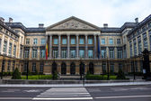 Building of Belgian Federal Parliament — Stock Photo