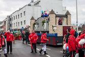 Traditional carnival in Bonn — Stock Photo