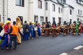 Traditional carnival in Bonn — Stock Photo