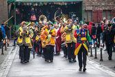 Traditionelle karneval in bonn — Stockfoto