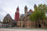 マーストリヒトの教会 — ストック写真