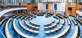 State parliament in Berlin — Stock Photo