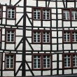 Detail of typical half timbered house — Stock Photo #44234363