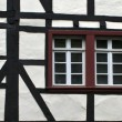 Detail of typical half timbered house — Stock Photo #44234421